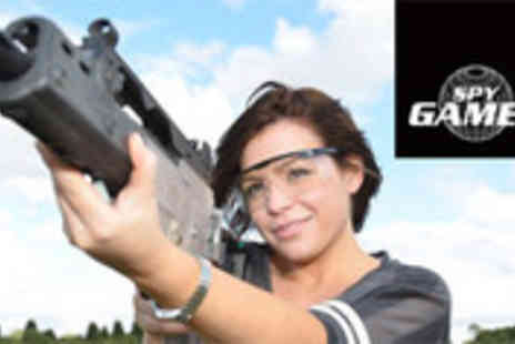 Spy Games - Training at the Spy Academy - Save 62%