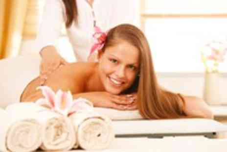 The Beauty Lounge of Formby - One hour coconut body wrap and back massage, back scrub and mini facial - Save 82%