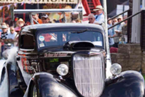 Prescott Hill Climb - Day Pass to Classic American Car Show - Save 53%