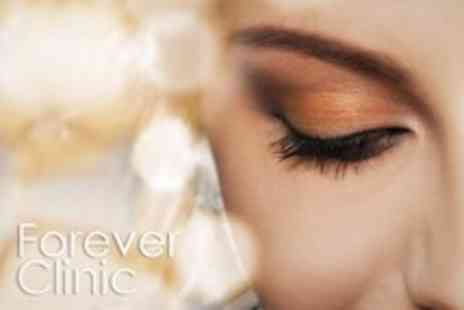 Forever Clinic - Eyebrow, Upper and Lower Lip Thread - Save 30%