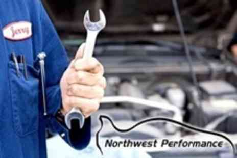 Northwest Performance - Interim Car Service With Exterior Wash and Lifetime Puncture Repair - Save 70%