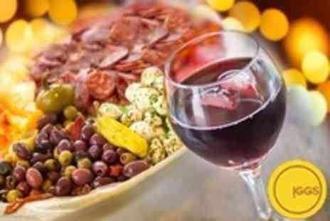 Iggs - Spanish Tapas Lunch For Two With Wine - Save 58%