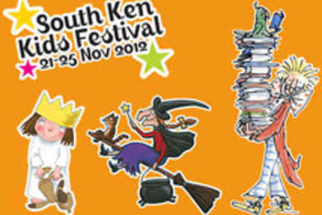 Institut Francais - Family Pass to South Ken Kids Festival Day of Fun with Axel Scheffler - Save 55%