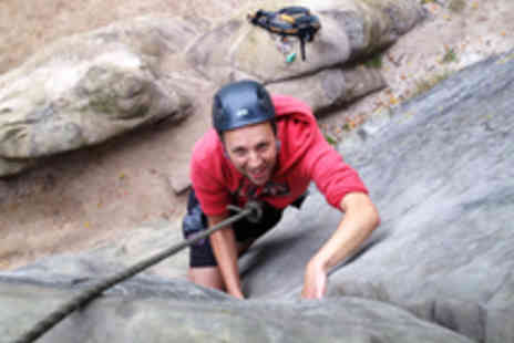 3XTREME - Climbing, Abseiling and Shooting Adventure Day - Save 58%
