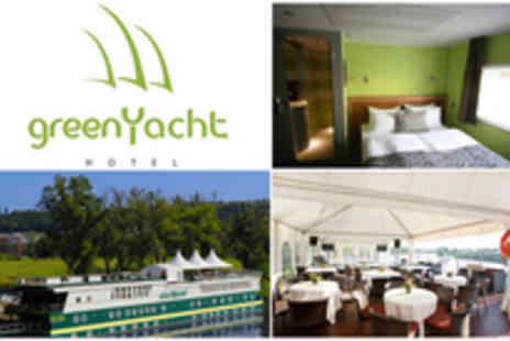 GreenYacht Hotel - Two Night Stay for Two in Superb Yacht Cabin with Breakfast - Save 61%