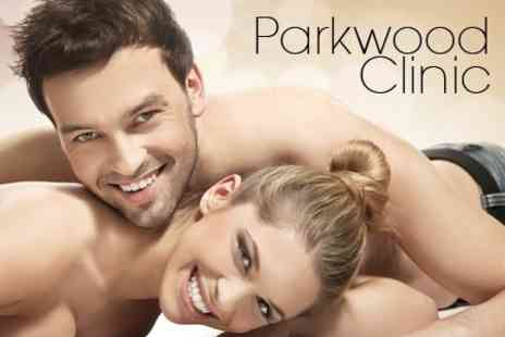 Parkwood Clinic - Six Month Course of Laser Hair Therapy to Target Hair Loss - Save 90%