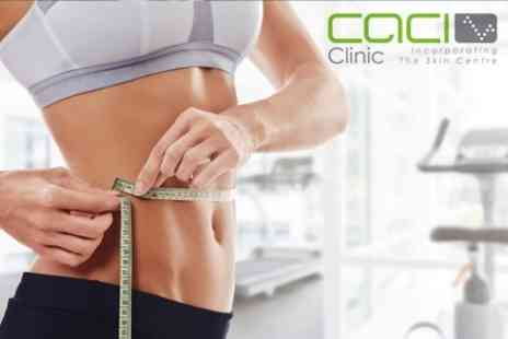 CACI Clinic - Ten Body Action Vibro Plate Sessions - Save 70%