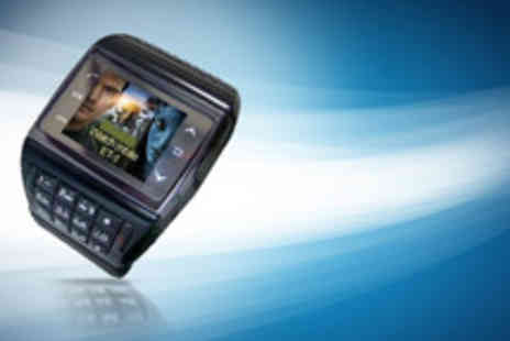 Vivacity Stores - Mobile phone watch with touch screen - Save 73%