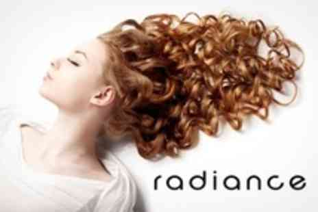 Radiance Hair and Beauty - Cut and Blow Dry With Conditioning Treatment and Head Massage - Save 71%