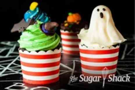 Sugarshack - Two Hour Seasonal Cupcake Decorating Class - Save 60%