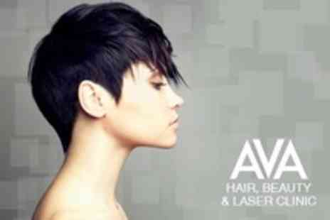AVA Hair, Beauty and Laser Clinic - Cut and Blow Dry With Conditioning Treatment - Save 55%
