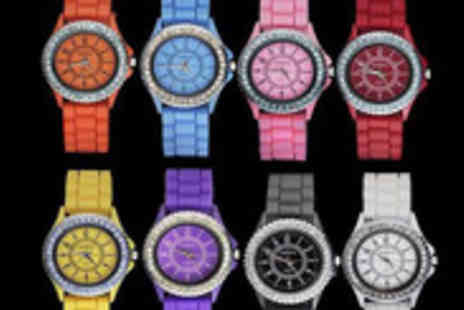 iThink Gadgets - Colourful silicone watches - Save 93%