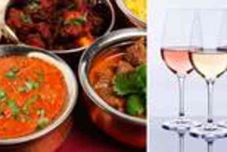 Sitar Indian Restaurant - Two course Indian meal for two - Save 63%