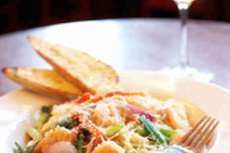 Rosados Restaurant - Two Course Meal for Two with Glass of Wine Each - Save 58%