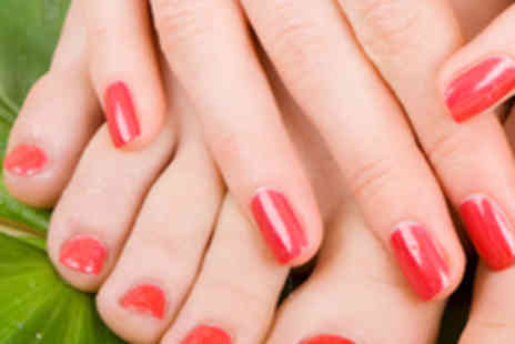 Passion Hair - OPI Juicie Manicure and OPI Spa Pedicure - Save 52%