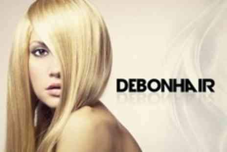 Debonhair - Cut and Conditioning Treatment  Plus Half or Full Head of Highlights - Save 60%