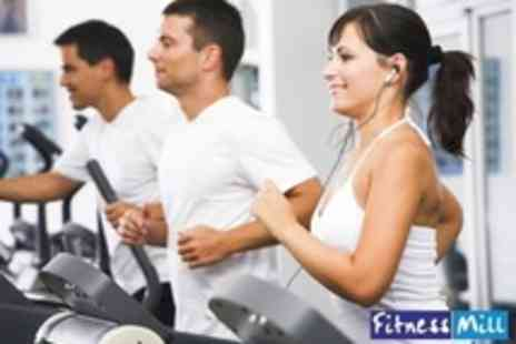 The Fitness Mill - 11 Gym and Fitness Classes - Save 80%