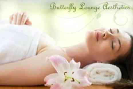 The Butterfly Lounge - Body Wrap For One - Save 62%