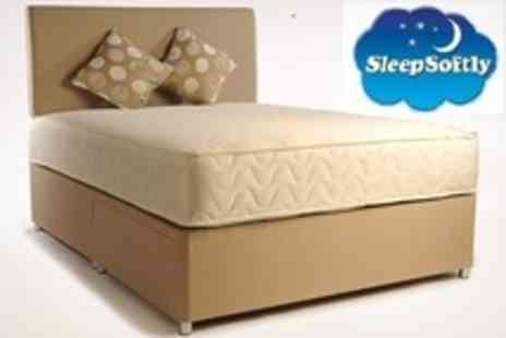 Sleep Softly - Single Specialist Orthopaedic Mattress Size - Save 76%