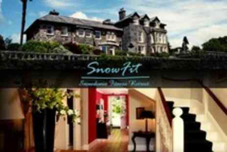 Snowdonia Fitness Retreat - Weekend Fitness Retreat With Meals and Classes - Save 66%