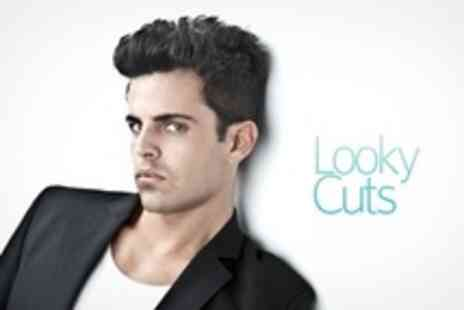 Looky Cuts - One Mens Cut or Restyle Appointments - Save 67%