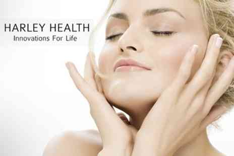 Harley Health @ The Harley Street Clinic - Voucher Towards Facial Injection Treatments on One Area - Save 59%