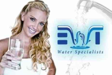 EWT - Fully Installed Household Water Softener Unit - Save 61%