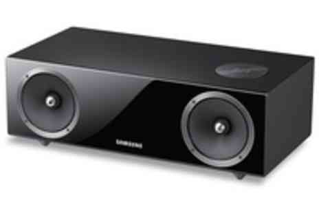 Hanaco Ltd - Samsung Wireless Audio Dock with AIRPLAY - Save 31%