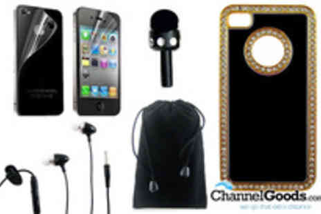 Channel Goods - One Lux iPhone accessory kit - Save 77%