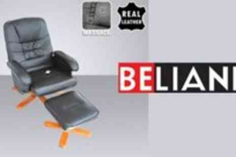 Beliani - Relax Pro Massage Chair including Delivery - Save 53%