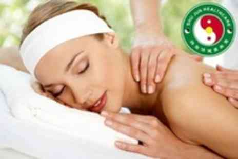 Shujun Healthcare - Full Body Chinese or Therapeutic Massage Plus Acupuncture Session - Save 38%