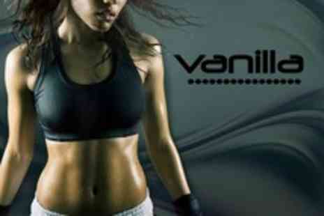 Vanilla - Six Flabelos Vibration Plate Sessions - Save 60%