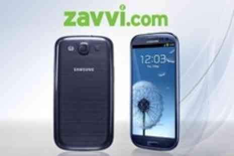 Zavvi.com - Sim Free With Samsung Galaxy S III - Save 16%