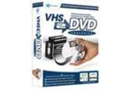 Avanquest Software Publishing - Convert your VHS tapes Software to DVD - Save 95%