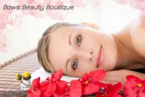 Bows Beauty Boutique - Dermalogica Facial Plus Mini Manicure and Pedicure - Save 66%