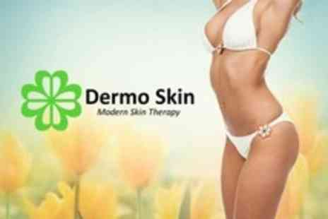 Dermo Skin - Six IPL Hair Removal Sessions For Choice of Up to Four Areas - Save 94%