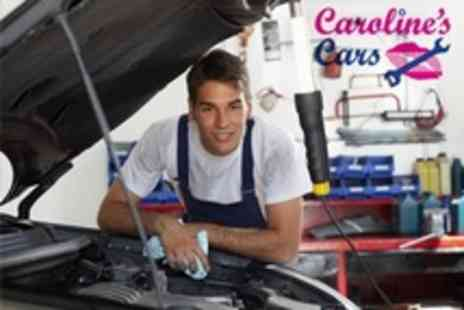 Carolines Cars - 50 Point Car Service With Courtesy Car - Save 72%