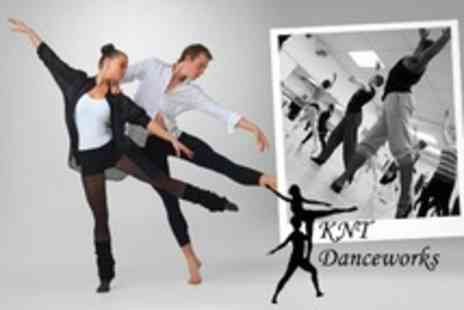 KNT Danceworks - Five Dance Classes - Save 52%