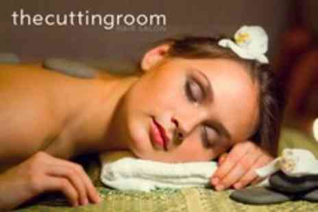 The Cutting Room - One Seaweed Body Wrap With Massage and Facial - Save 76%