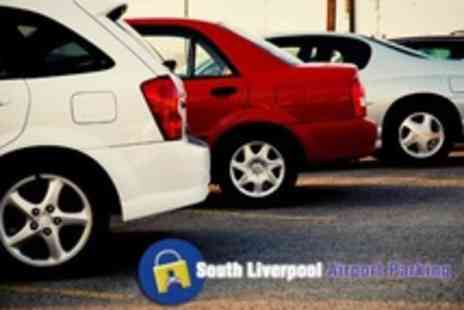 South Liverpool Airport Parking - Eight Days Chauffeur Parking - Save 70%