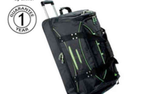 Revelation - 75cm Wheeled Holdall  Bag - Save 46%