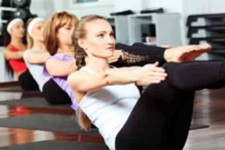 The Energy Space - 5 Body Conditioning Classes - Save 70%