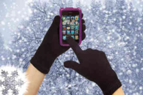 iThink Gadgets - A pair of touch screen glove - Save 75%