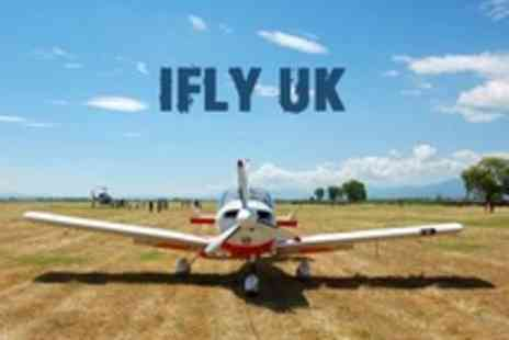 IFLY UK - One Hour Flying Experience in Light Sport Aircraft For One - Save 48%