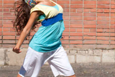 The Academy Dance School - Ten Street Dance Lesson for One Child - Save 74%