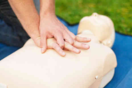 City Sailing - First Aid Course - Save 56%