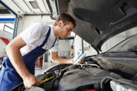 Autoworks Car Care - 54 point check service plus an oil and filter change - Save 78%