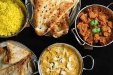 Mister Singhs - 2 curries from the house specialties or traditional menus with either boiled or fried rice - Save 20%