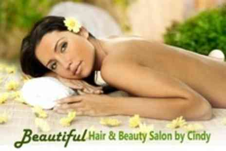 Beautiful by Cindy - Two Beauty Treatments Such as Minx Toes and Spray Tan - Save 71%