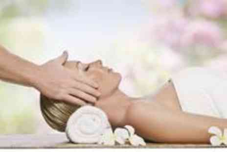 Vibro-Suite - Spa pamper package for two including an express facial, a neck, shoulder and back massage - Save 73%